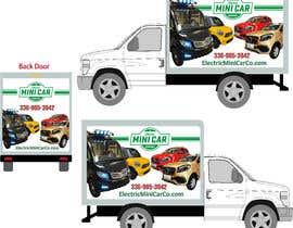 #22 for BOX TRUCK WRAP DESIGN by Win112370