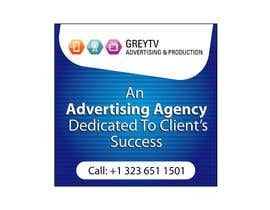 #5 untuk Banner Ad Design for Creative Advertising Agency oleh creativeconcern