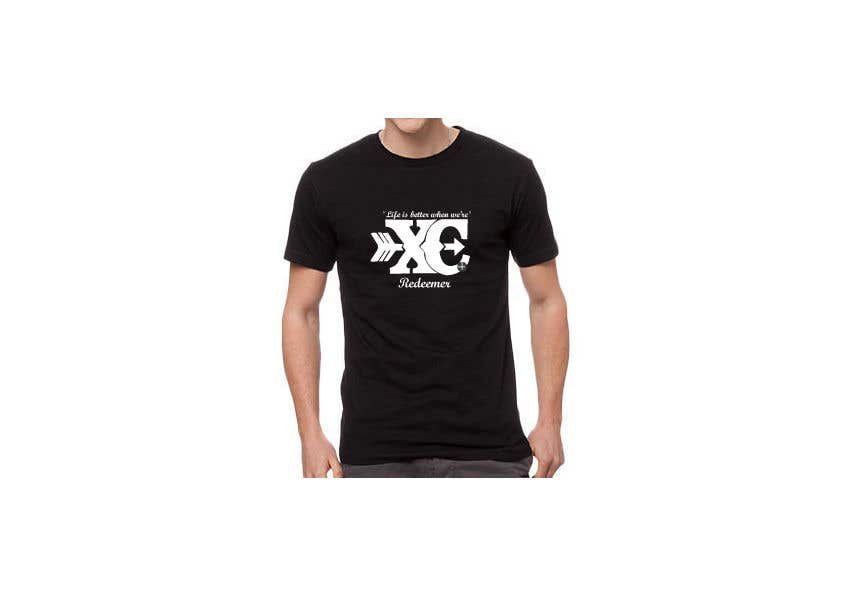 Contest Entry #9 for Need a shirt design Redeemer XC