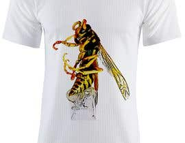 #2 untuk Make a T-Shirt with supplied pictures of bugs oleh TheAnsari97