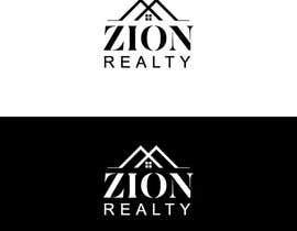 "juthy19 tarafından Logo for ""Zion Realty"" için no 424"