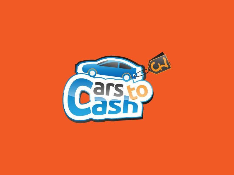 Contest Entry #40 for Website logo design - cars to cash