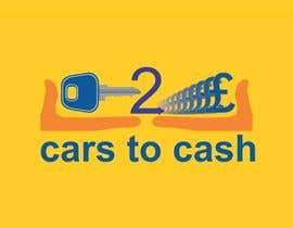 #50 for Website logo design - cars to cash af itcostin