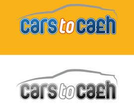 #47 para Website logo design - cars to cash por tenpointsix