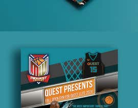 #34 for Basketball Flyer by saurov2012urov