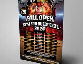 #23 for Basketball Flyer by Magicreative100