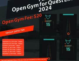 #46 for Basketball Flyer by littleboye7877
