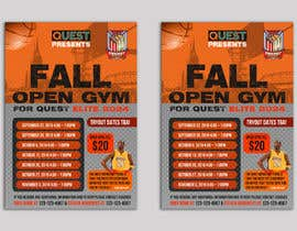 #28 for Basketball Flyer by gkhaus
