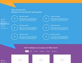 #1 untuk Build a Website's Design for a website creation company oleh appshoppee