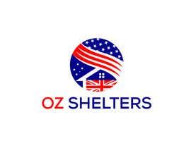 MDAzimul tarafından OZ Shelters Trademark Logo için no 255