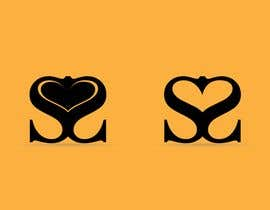 #24 for Logo - 2 x letter S back to back to create Heart (Charity Organisation) af sadikislammd29