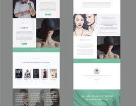 #5 untuk Redesign magento website oleh sharifkaiser