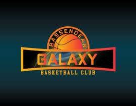 Nro 21 kilpailuun Bassendean Galaxy Basketball Club logo käyttäjältä sajeebhasan177