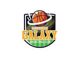 Nro 22 kilpailuun Bassendean Galaxy Basketball Club logo käyttäjältä sajeebhasan177
