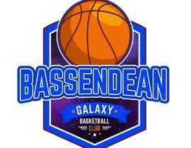 Nro 16 kilpailuun Bassendean Galaxy Basketball Club logo käyttäjältä UMUSAB