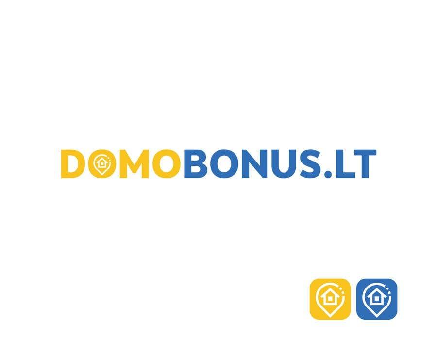 Contest Entry #129 for Domobonus.lt logo