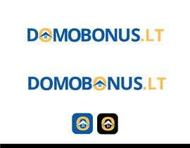 #128 for Domobonus.lt logo by zainashfaq8