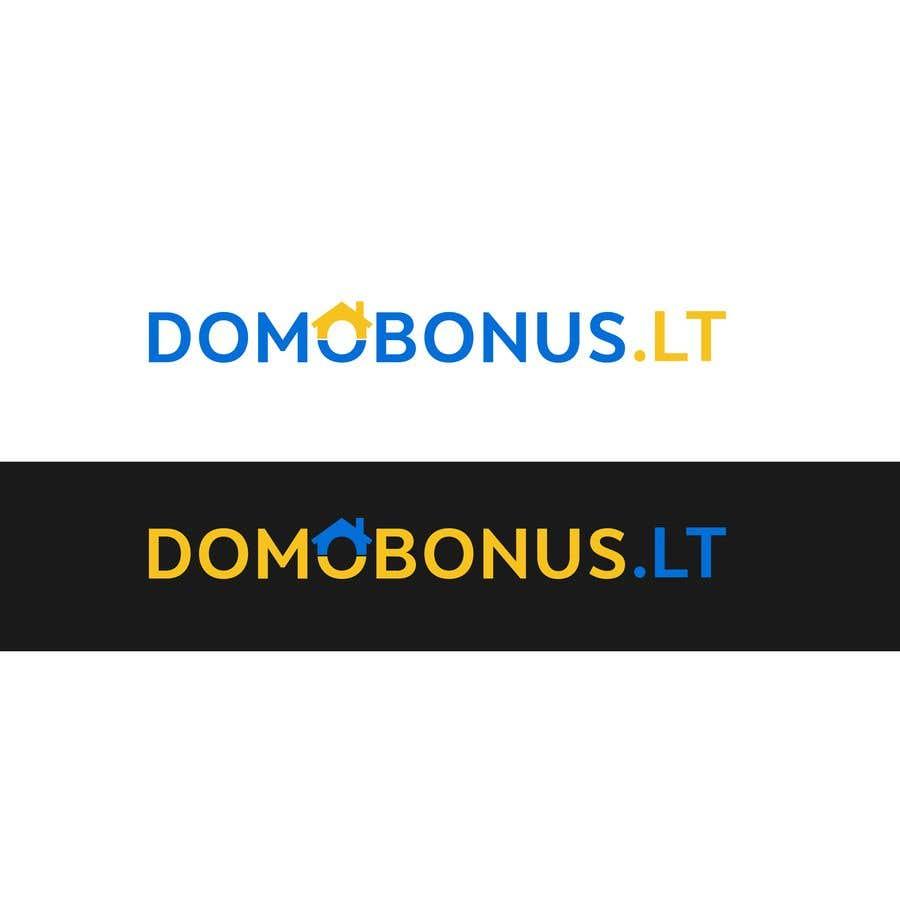 Contest Entry #114 for Domobonus.lt logo