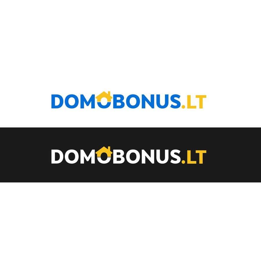 Contest Entry #115 for Domobonus.lt logo