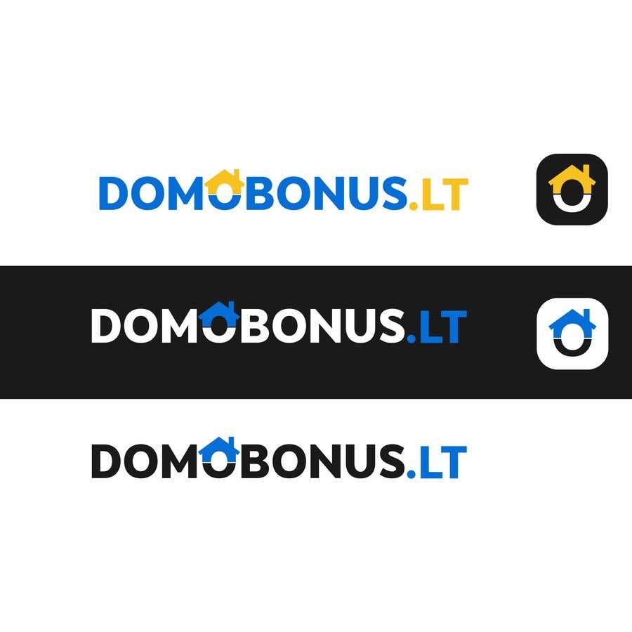 Contest Entry #148 for Domobonus.lt logo