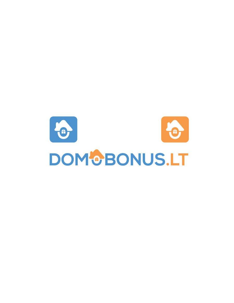 Contest Entry #150 for Domobonus.lt logo