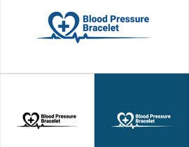#28 for Design a logo for blood pressure bracelet website by AnanievA