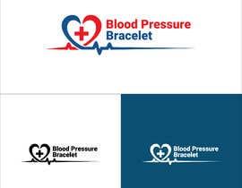 #29 for Design a logo for blood pressure bracelet website by AnanievA
