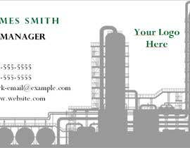 #76 для Industrial Business Card Design от jowildt