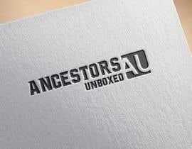 #56 untuk Logo for Ancestors Unboxed oleh JubairAhamed1