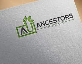 #65 untuk Logo for Ancestors Unboxed oleh jakirjack65