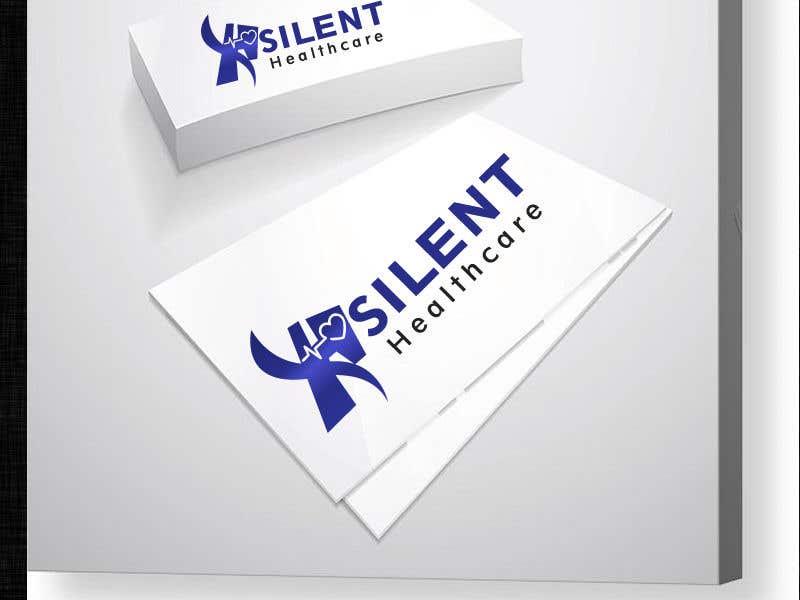 Bài tham dự cuộc thi #780 cho Logo Design for a MedTech company (startup) - Silent Healthcare