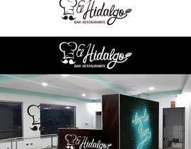 visuarte tarafından Logo para restaurante El Hidalgo için no 64