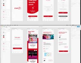 #10 for Design de l'application mobile événementiels af NamalPriyakantha