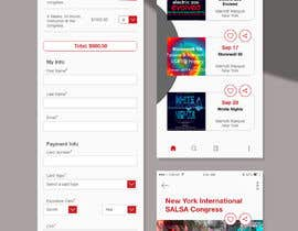 #12 for Design de l'application mobile événementiels af NamalPriyakantha
