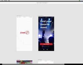 #20 for Design de l'application mobile événementiels af NamalPriyakantha