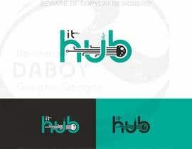 #169 for Create a Logo for an IT Hub! by reincalucin