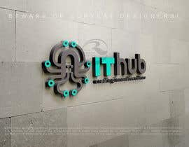 #223 for Create a Logo for an IT Hub! by reincalucin