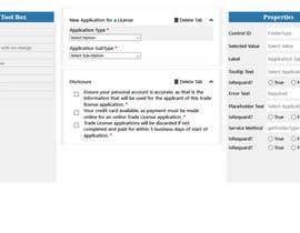 #9 untuk Mockup of form 01 oleh sbsohel234