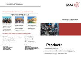 RanbirAshraf tarafından Brochure Design – German Industry Machine Design için no 1