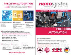 uzzalhasan9696 tarafından Brochure Design – German Industry Machine Design için no 11