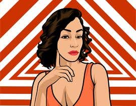 #7 for Need pop art made with clean lines af ligunalatama