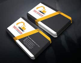 #204 for Lay out a simple business card by SLBNRLITON