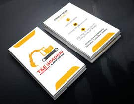 #210 for Lay out a simple business card by SLBNRLITON