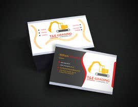 #215 for Lay out a simple business card by taiub