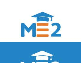 #451 untuk Me2 Logo and Tag Line oleh ovichowdhury