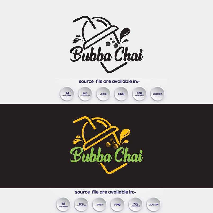 Contest Entry #579 for Build a brand identity for a Bubble Tea shop