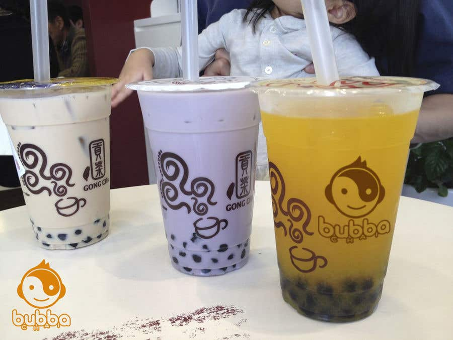Contest Entry #611 for Build a brand identity for a Bubble Tea shop