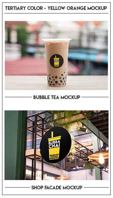Contest Entry #218 for Build a brand identity for a Bubble Tea shop