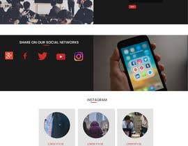 #3 para Design Website mock up por ambujvishwakarma