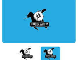 #4 for LOGO Design forAA Meeting Locator by cundurs